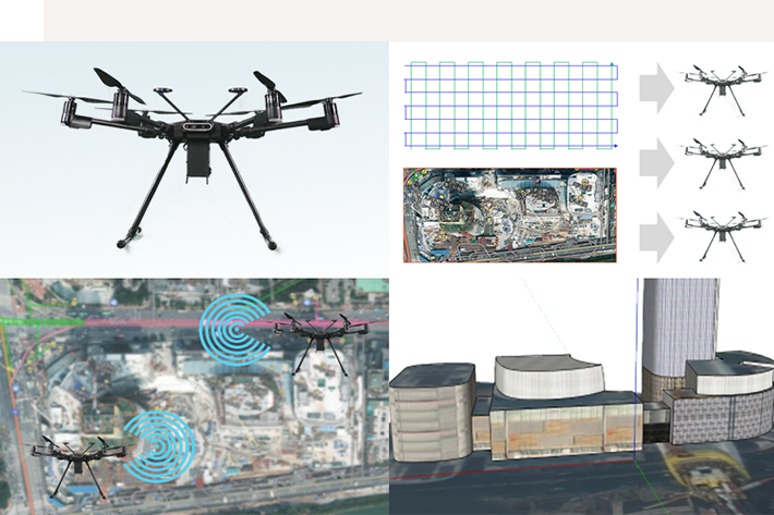 Drone-based outdoor 3D mapping technology thumbnail
