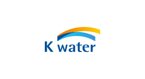 k water 로고 썸네일