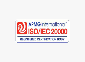 ISO 20000 로고 썸네일